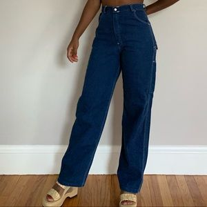 Vintage Madewell New Bedford High Waist Jeans